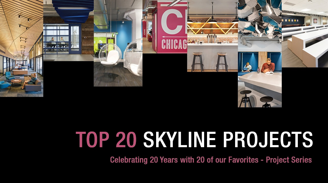 Top 20 Skyline Projects -Celebrating 20 Years w/ 20 Favorites