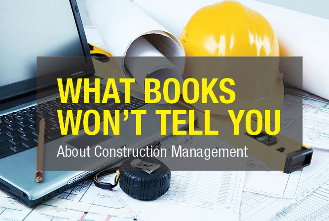 Things to consider before landing your first construction job